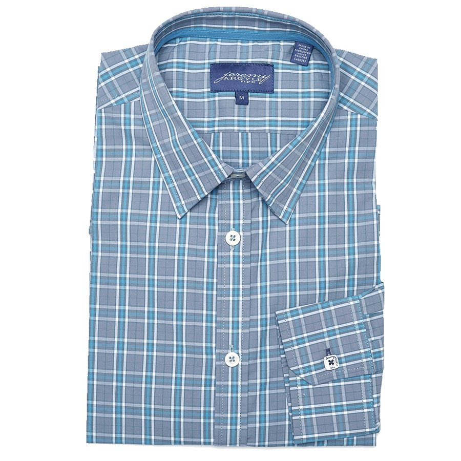 Thompson Blue Plaid