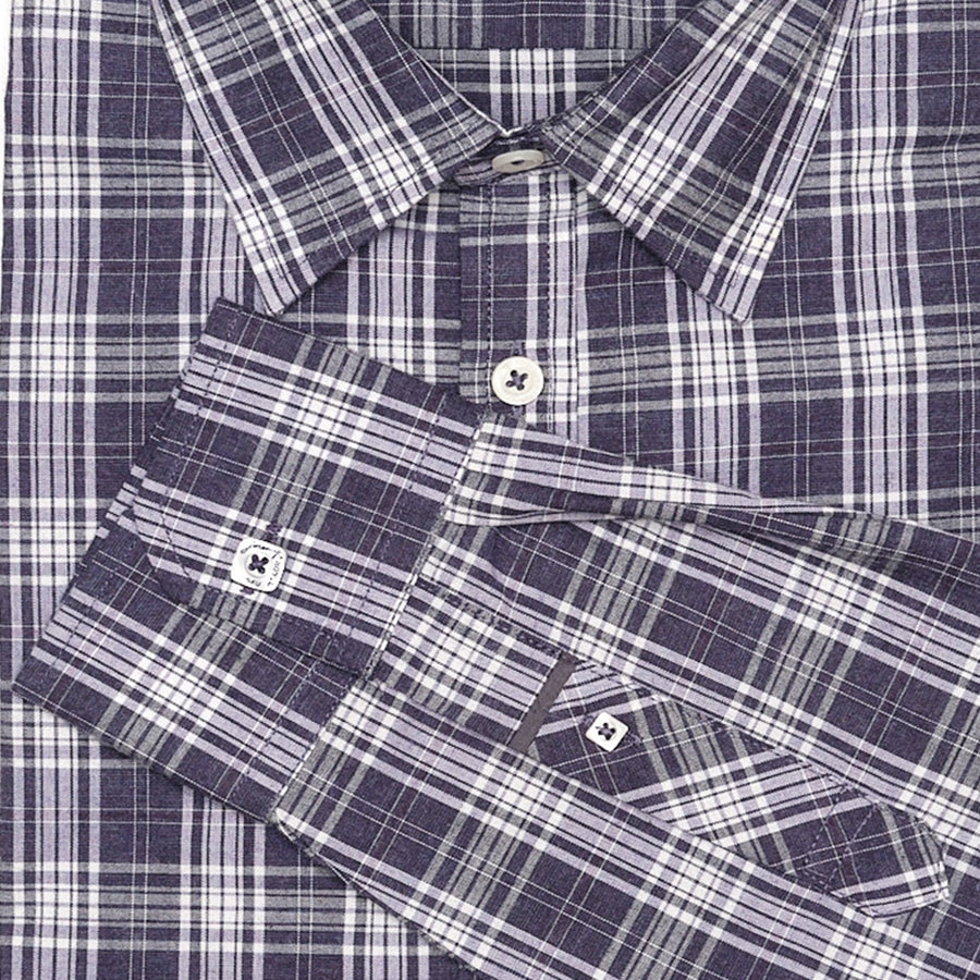 Murray Purple Plaid