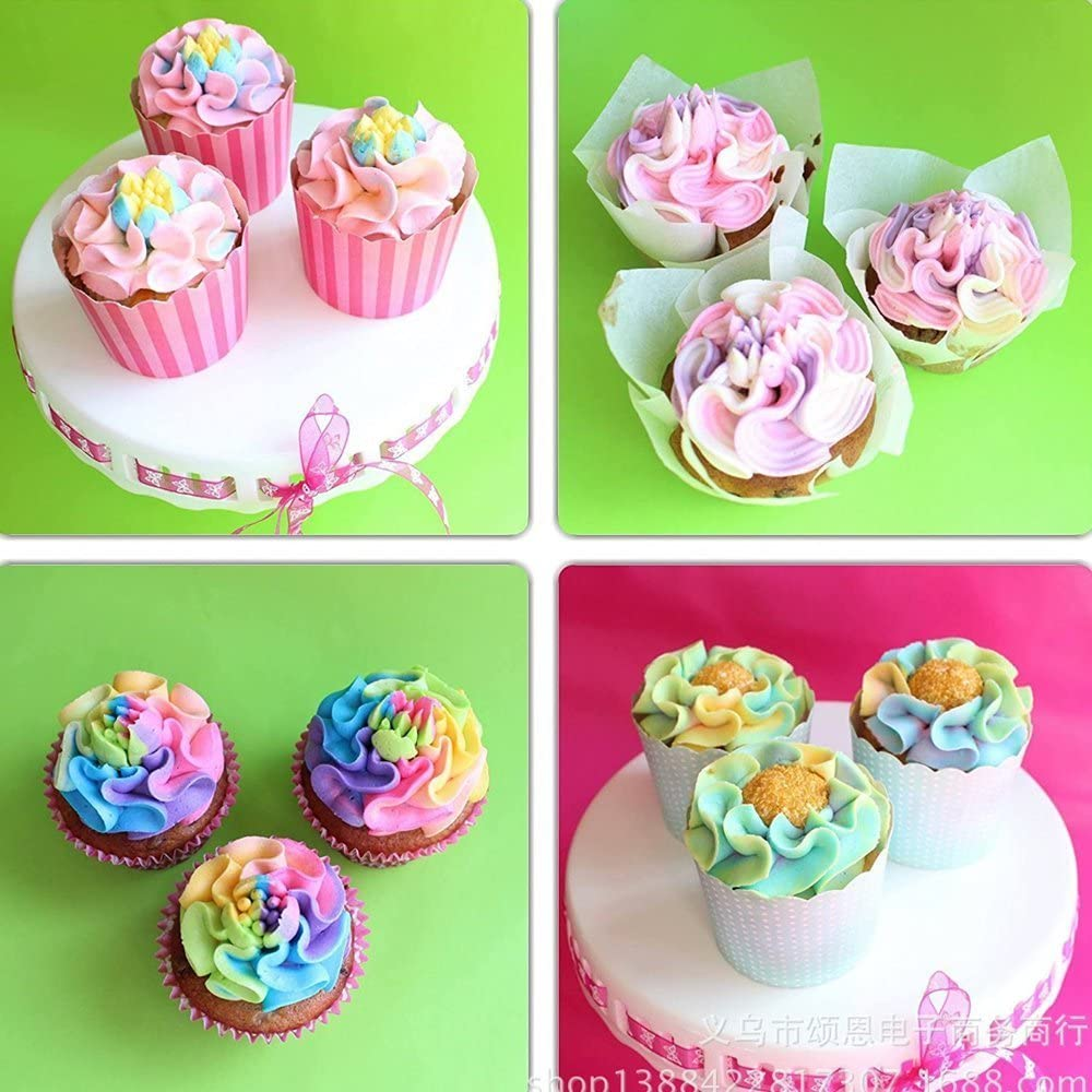 Russian Piping Ball Tips + Free Professional Cake Decorating E-Book
