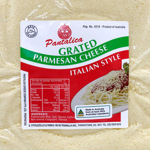 Grated Parmesan Cheese 1kg