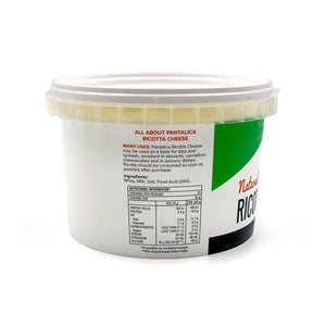 Ricotta Fresh Natural 375g