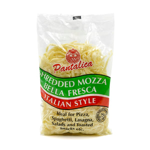 Shredded Mozza Bella Fresca 500g