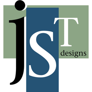 JiSTdesigns logo created by Jill Tarabar