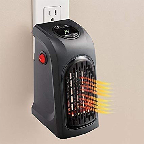 Portable Energy Efficient Electric Heater