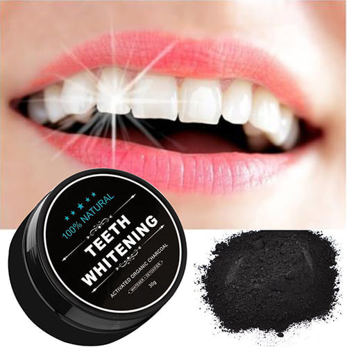 Instant Bright Charcoal Powder