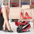 Adjustable Footwear Storage Rack