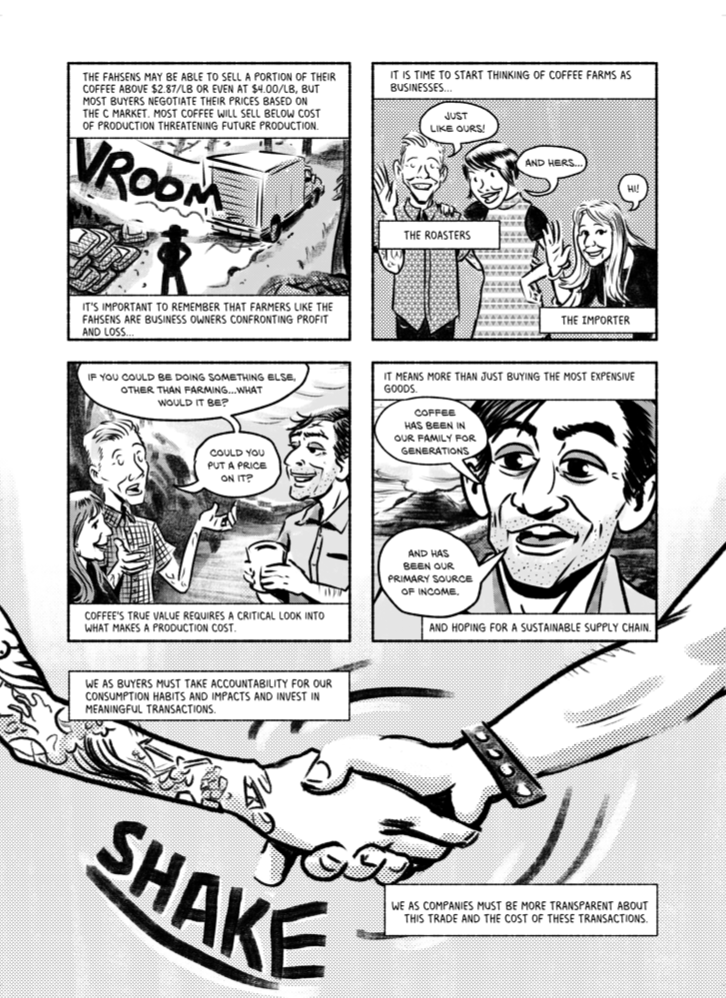 Cost of Production Comic Page 6