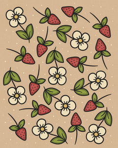 """Berry Love"" Print"