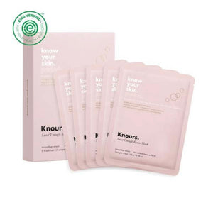 Sweet Enough Rescue Mask Pack of 5- Knours