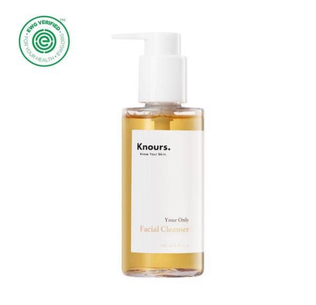 Your Only Facial Cleanser- Knours