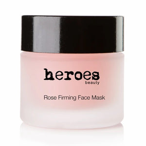 ROSE FIRMING FACE MASK