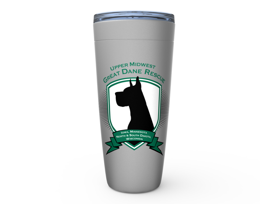 Upper Midwest Great Dane Tumblers