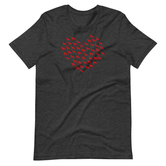 Our Big Hearted Dane — Unisex Tee