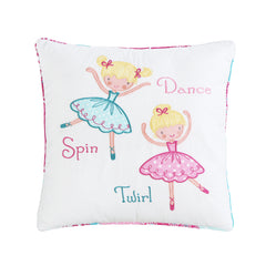 Ballerina Cotton Quilt Set