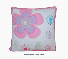 Blossom 100% Cotton Quilt Set