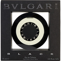 BVLGARI BLACK by Bvlgari EDT SPRAY 2.5 OZ