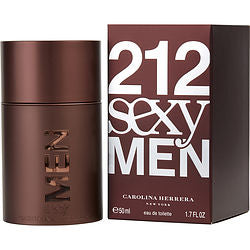 212 SEXY by Carolina Herrera EDT SPRAY 1.7 OZ