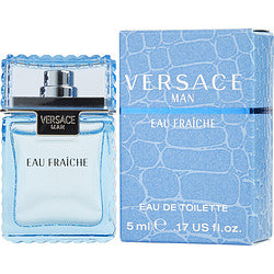 VERSACE MAN EAU FRAICHE by Gianni Versace EDT .17 OZ MINI