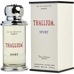 THALLIUM SPORT by Jacques Evard EDT SPRAY 3.3 OZ (LIMITED EDITION)