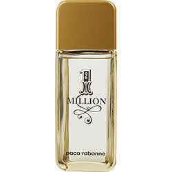 PACO RABANNE 1 MILLION by Paco Rabanne AFTERSHAVE 3.4 OZ