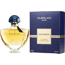 SHALIMAR by Guerlain EAU DE PARFUM SPRAY 1.6 OZ