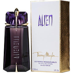 ALIEN by Thierry Mugler EAU DE PARFUM SPRAY REFILLABLE 3 OZ