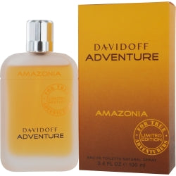 ADVENTURE AMAZONIA by Davidoff EDT SPRAY 3.4 OZ