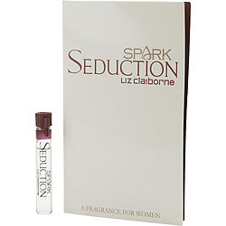 SPARK SEDUCTION by Liz Claiborne EAU DE PARFUM VIAL ON CARD