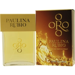 ORO BY PAULINA RUBIO by Paulina Rubio EAU DE PARFUM SPRAY 3.3 OZ