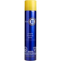 ITS A 10 by It's a 10 MIRACLE FINISHING SPRAY 10 OZ