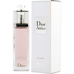 DIOR ADDICT EAU FRAICHE by Christian Dior EDT SPRAY 3.4 OZ (NEW PACKAGING)