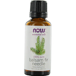 ESSENTIAL OILS NOW by NOW Essential Oils BALSAM FIR NEEDLE OIL 1 OZ