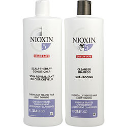 NIOXIN by Nioxin HC_SET-2 PIECE SYSTEM 5 LITER DUO
