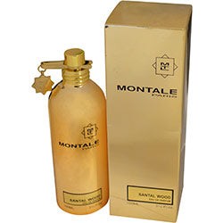 MONTALE PARIS SANTAL WOOD by Montale EAU DE PARFUM SPRAY 3.4 OZ