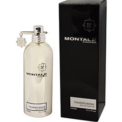 MONTALE PARIS FOUGERES MARINE by Montale EAU DE PARFUM SPRAY 3.4 OZ