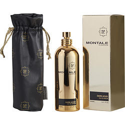 MONTALE PARIS DARK AOUD by Montale EAU DE PARFUM SPRAY 3.4 OZ
