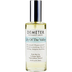 DEMETER by Demeter LILY OF THE VALLEY COLOGNE SPRAY 4 OZ