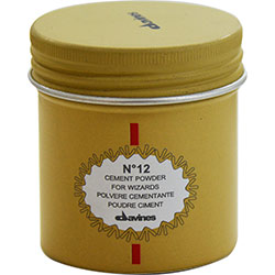 DAVINES by Davines WIZARDS NO. 12 CEMENT POWDER .53OZ