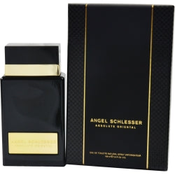 ANGEL SCHLESSER ORIENTAL ABSOLUTE by Angel Schlesser EDT SPRAY 3.4 OZ
