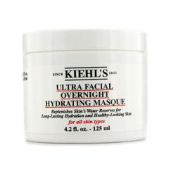 Kiehl's by Kiehl's Ultra Facial Overnight Hydrating Masque ( All Skin Types ) --125ml/4.2oz