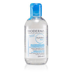 Bioderma by Bioderma Hydrabio H2O Micelle Solution (For Dehydrated and Sensitive Skin) --250ml/8.4oz