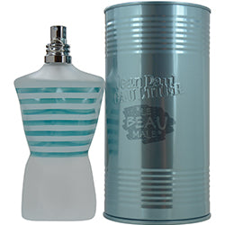 JEAN PAUL GAULTIER LE BEAU MALE by Jean Paul Gaultier EDT INTENSELY FRESH SPRAY 6.7 OZ