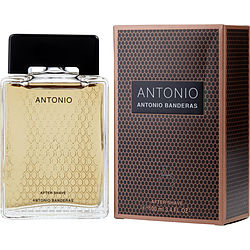 ANTONIO by Antonio Banderas AFTERSHAVE 3.4 OZ
