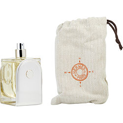 VOYAGE D'HERMES by Hermes EDT REFILLABLE SPRAY 3.3 OZ WITH POUCH ( LIMITED EDITION)