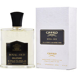 CREED ROYAL OUD by Creed EAU DE PARFUM SPRAY 4 OZ