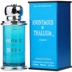 THALLIUM ANONYMOUS by Jacques Evard EDT SPRAY 3.3 OZ (LIMITED EDTION)