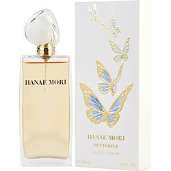 HANAE MORI by Hanae Mori EAU DE PARFUM SPRAY 3.4 OZ (NEW PACKAGING)