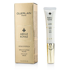 GUERLAIN by Guerlain Abeille Royale Gold Eyetech Eye Sculpt Serum --15ml/0.5oz