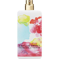 INCREDIBLE THINGS TAYLOR SWIFT by Taylor Swift EAU DE PARFUM SPRAY 1.7 OZ *TESTER
