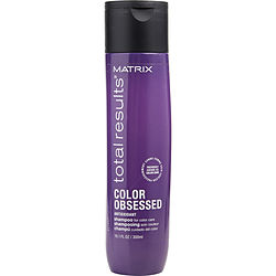 TOTAL RESULTS by Matrix COLOR OBSESSED SHAMPOO 10.1 OZ